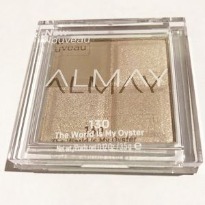 ALMAY The World Is My Oyster Eyeshadow Quad